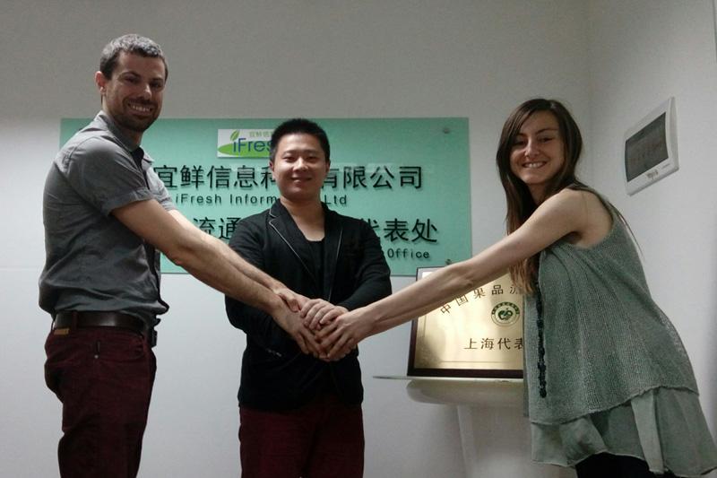 Acuerdo Agromarketing mercado chino