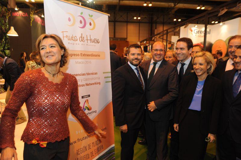Congreso Fruta de Hueso de la Región de Murcia